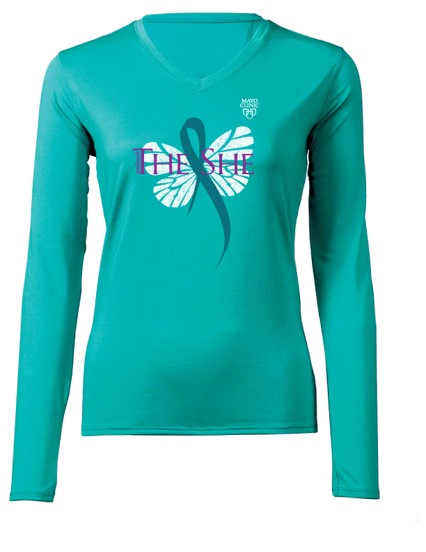 UTS Teal Shirt 2017 Long Sleeve